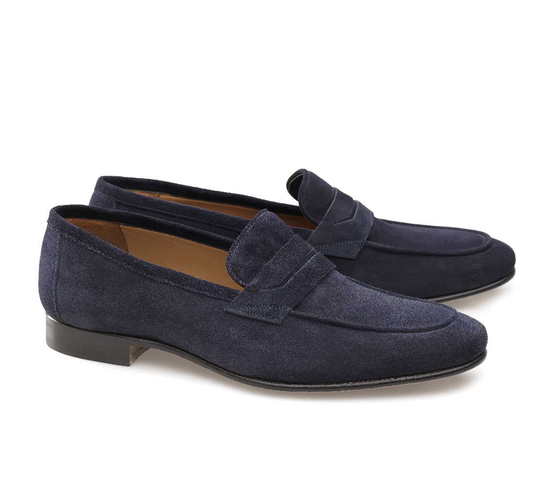 Suede Loafers - Graham Camurça 500 106
